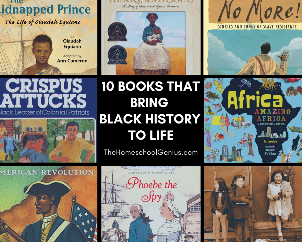 10 Books That Bring Black History to Life