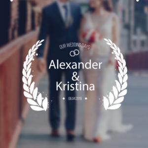 Wedding template 8