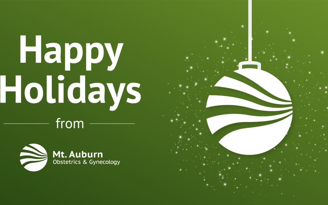 Mt. Auburn Wishes You a Happy Holiday Season
