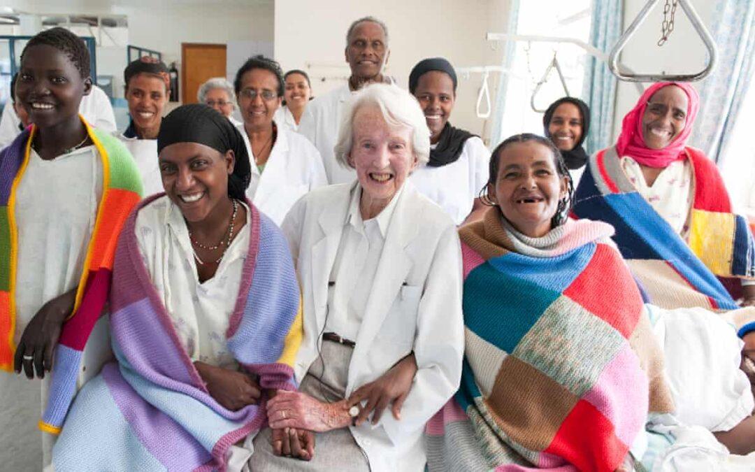 Dr. Catherine Hamlin: Modern Day Mother Teresa