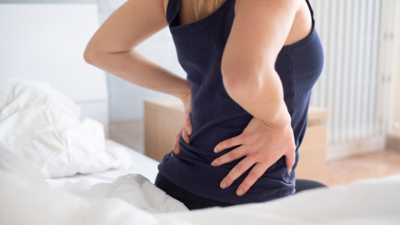 Back Pain During COVID-19