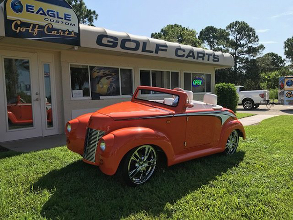 39 Roadster Eagle Custom Golf Carts Fort Pierce Florida