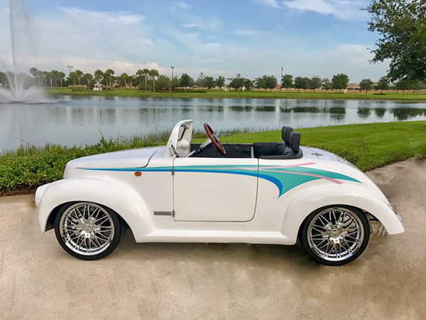 Eagle Custom Golf Carts Custom 39 Roadster