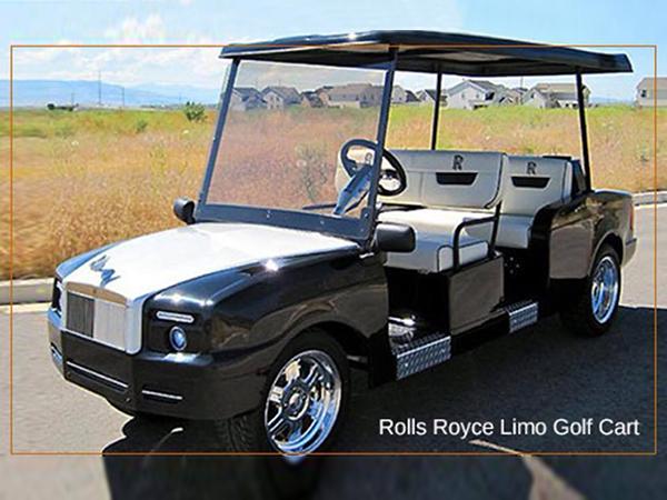 Eagle Custom Golf Carts Port St Lucie Rolls Royce