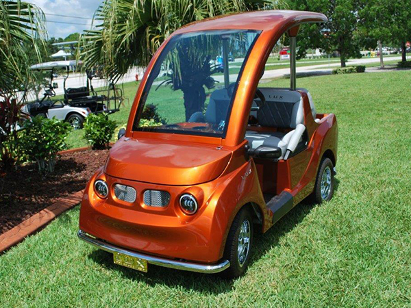 Eagle Custom Golf Carts St Lucie West Luxe Custom Golf Cart