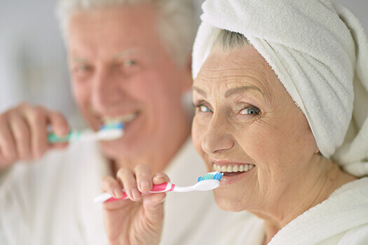 teeth maintenance