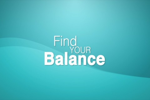 Find Your Balance | Joshua Shannon