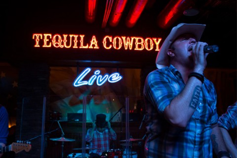 Tequila Cowboy Grand Opening (WPB)