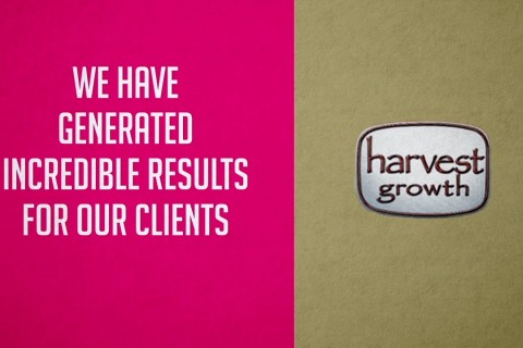 We Promote Your Product | Harvest Growth