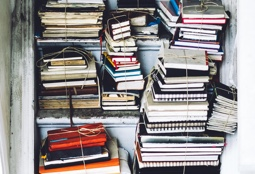 Books Stacks
