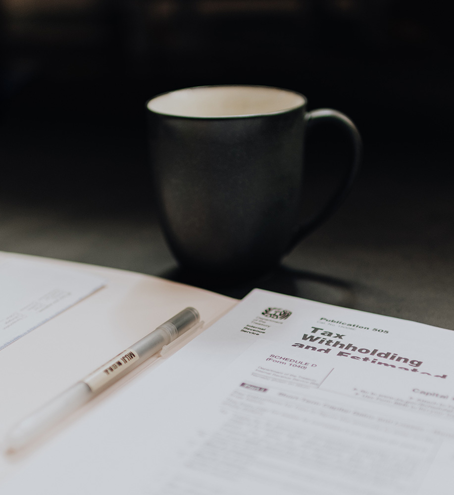 Tax Planning and Tax Returns