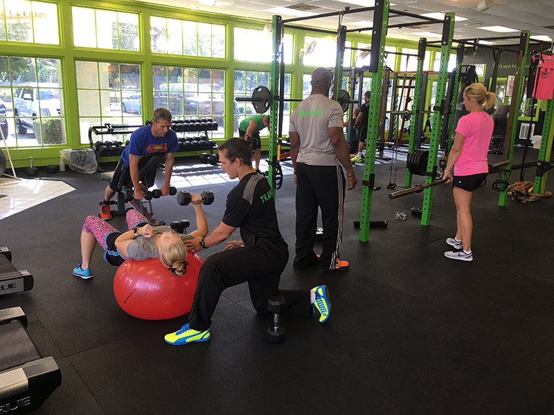 Small Group Physical Training Tulsa