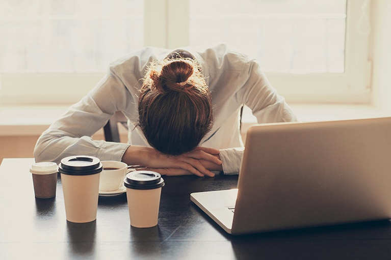 """How Exercise Can Beat That """"Too-Tired"""" Feeling"""