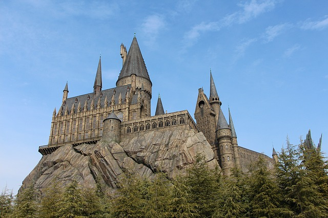 Hidden Design Inspiration From Harry Potter