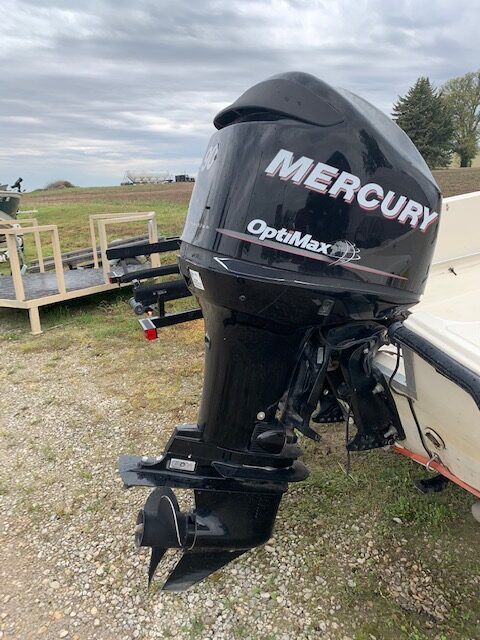 Merc Motor only IMG_1446
