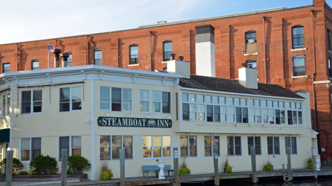 Best B&Bs - Steamboat Inn