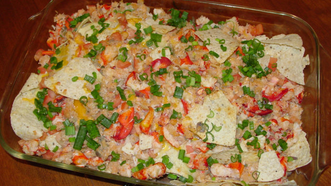 Lobster Nachos Recipe