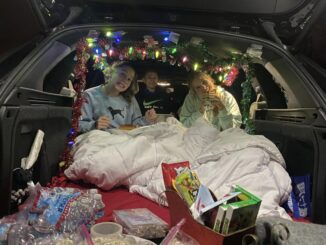 Mendon Christmas Drive-In Movies