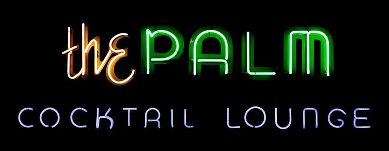 The Palm Cocktail Lounge