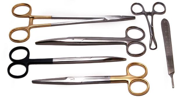 adler surgical scissors