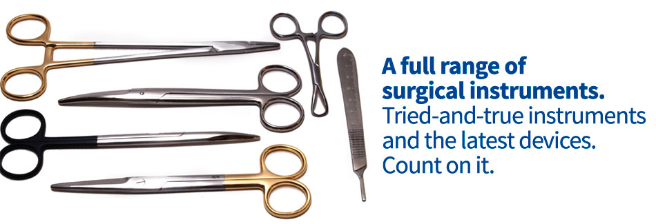 Surgical Products and Instruments