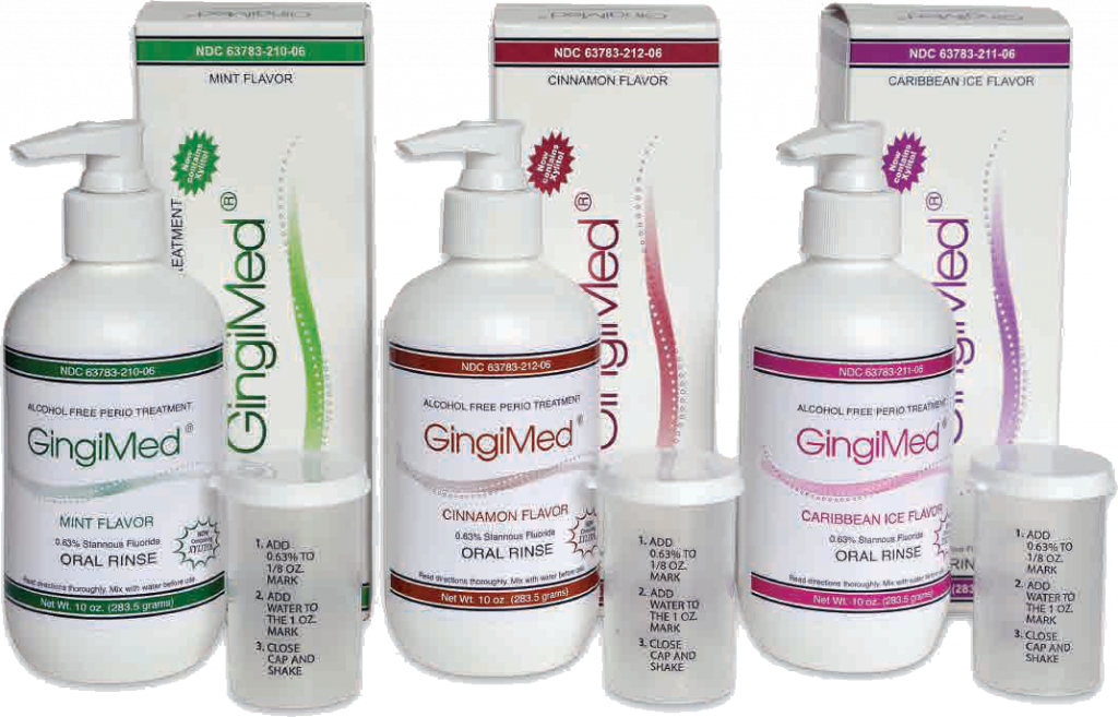 GingiMed Oral Rinse | Professional Care Products