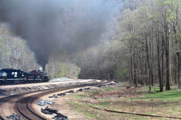Rob Bolson Train Excursion Photo
