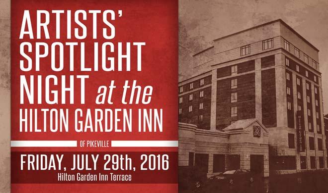 Artists Spotlight Night