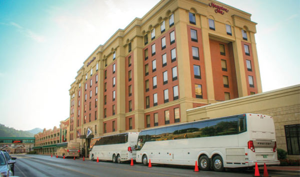 Pikeville - Motor Coach Ready