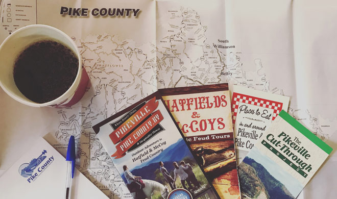 Pike County KY Request Brochures