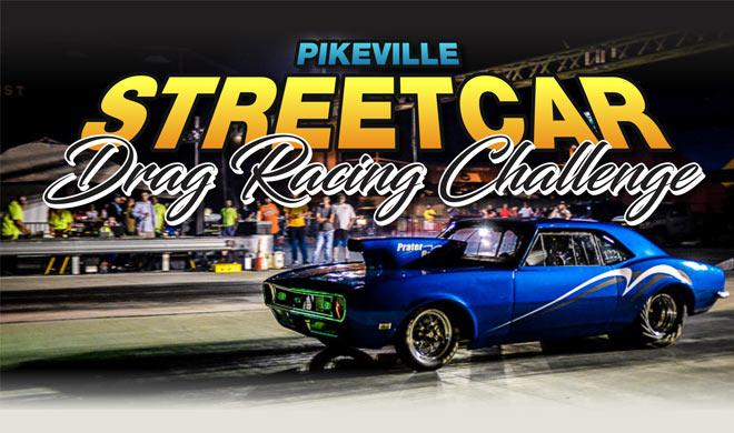 Pikeville Streetcar Drag Racing Challenge