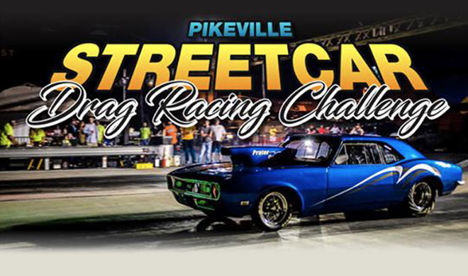 Pikeville Streetcar Drag Racing Challenge