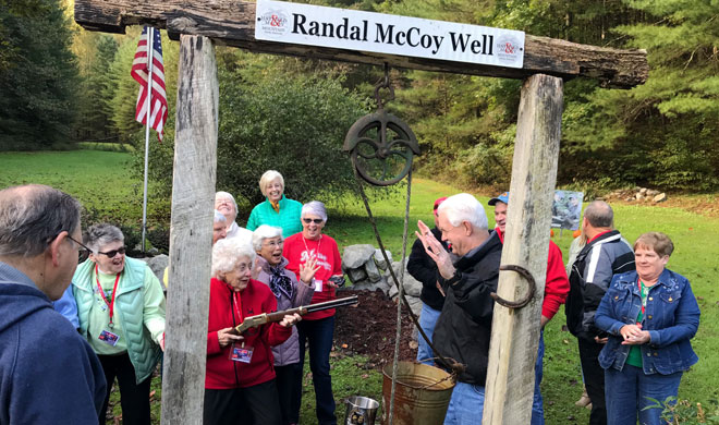 Hatfields and McCoys Feud Tour