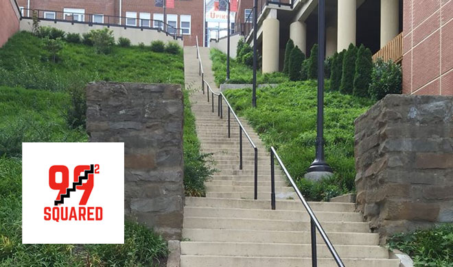 University of Pikeville 99 steps