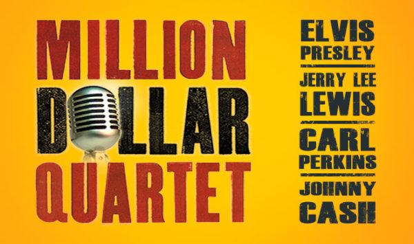 Million Dollar Quartet Logo