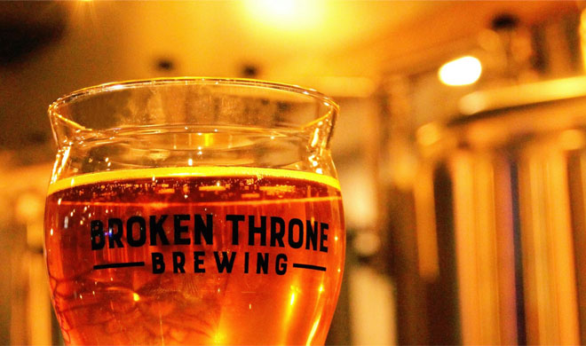 Broken Throne Brewing