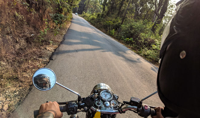 Pike County Motorcycle Tour Routes