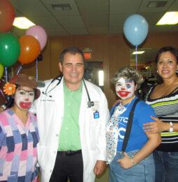 The Neighborhood Doctor Celebrates Children's Day
