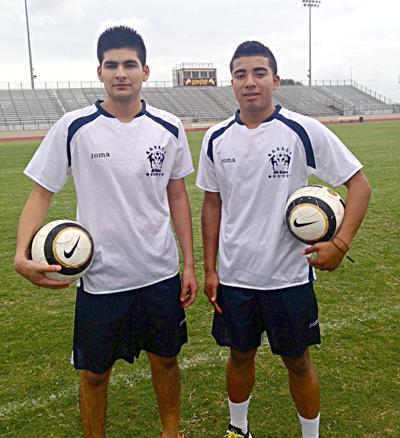 Julio Gomez & Adan Nava (not pictured: Armando Gonzalez)
