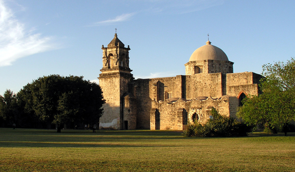 International politics could prove a hurdle in the effort to have the San Antonio Missions be designated a World Heritage Site. Pictured is the Mission San Jose Church. Photo: Texas News Service