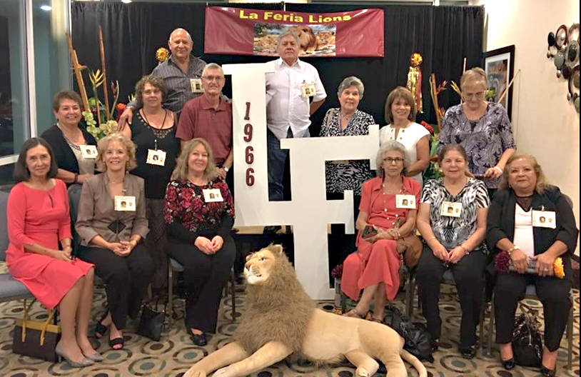Class of 1966 Celebrated 50th Anniversary