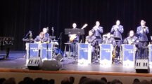 USAF Band Brings 'Dimensions in Blue' to Valley Audiences