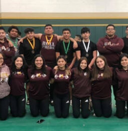 Powerlifting Team Shines at Brownsville Meet
