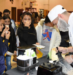 Career Day shows La Feria ISD students what's possible