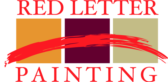 Red Letter Painting