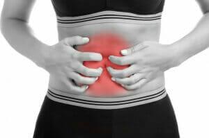 abdominal pain5