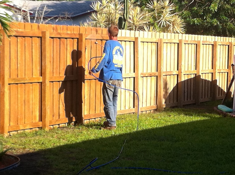 Fence Sealing Company