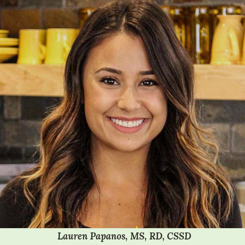 Lauren Papanos, MS, RD, CSSD, registered dietitian, healthy recipes, cooking healthily, health, Staying Healthy During COVID, immunity, nutrition, PPMA, Private Physicians Medical Association, concierge medicine, primary care doctors, newport beach, orange county, california