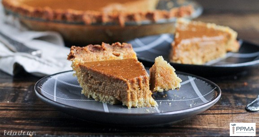Paleo pumpkin pie ppma recipes