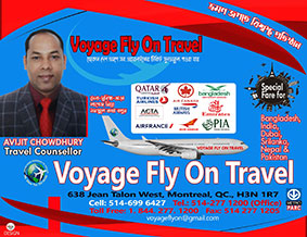 voyege fly on travel